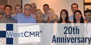 WestCMR 20th Anniversary