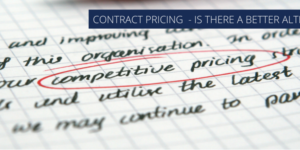 surgical supplies contract pricing