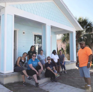 Lending a Hand with Clearwater Regional Chamber's AchieveHERs