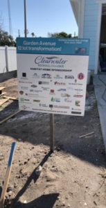 Clearwater Regional Chamber AchieveHERS home sponsorship